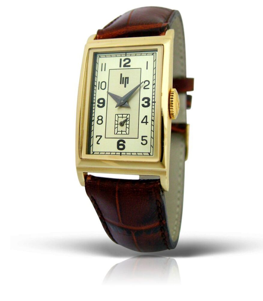 montre-lip-T18 CHURCHILL GOLD